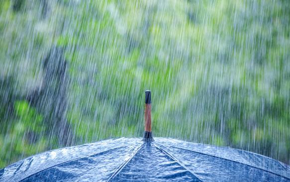 Sonhar com chuva significado