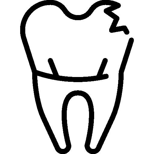 Interpretação de sonhar com dente quebrado