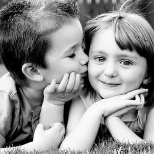 sonhar com beijo no rosto