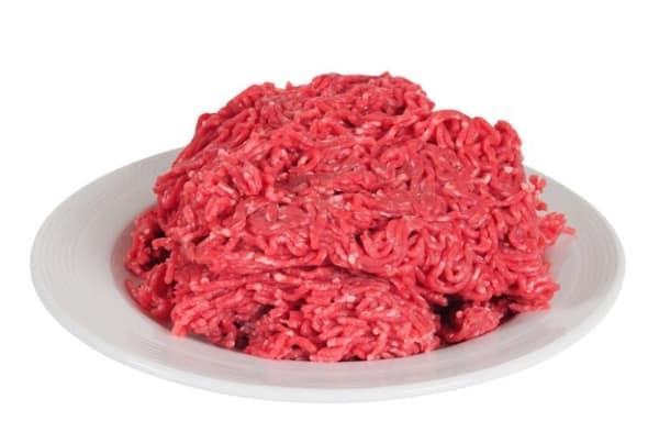 sonhar com carne moida