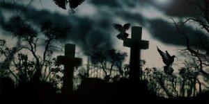 significado de sonhar com cemitério