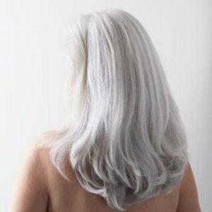 sonhar com cabelos brancos