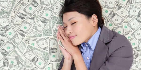 sonhar com dinheiro significado