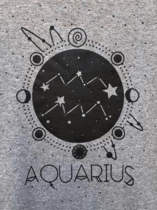 signo de aquario simbolo