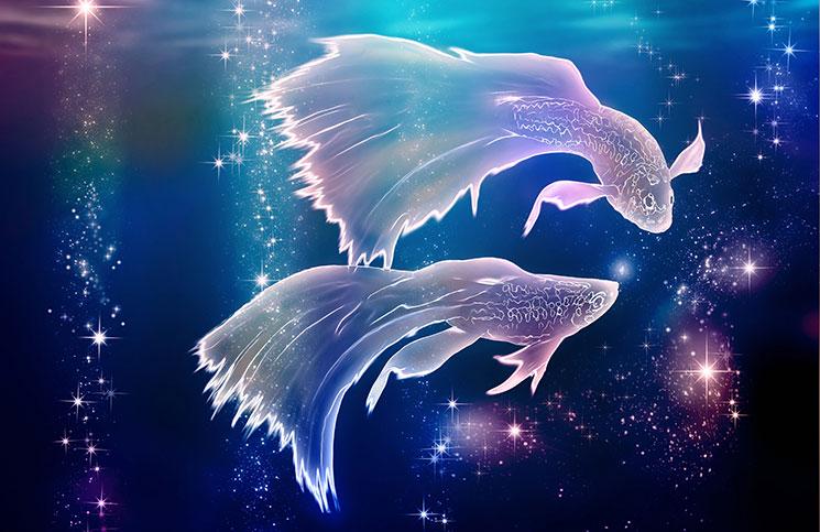 Signos astrológicos do zodíaco peixes