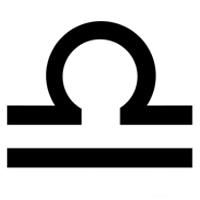 signo de libra