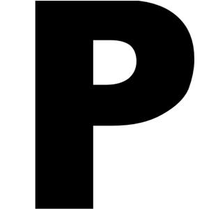 Resultado de imagem para letra p