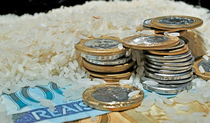 simpatia do dinheiro com arroz