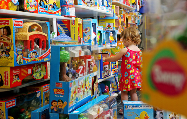 sonhar com brinquedo