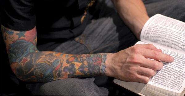 sonhar com tatuagem o que quer dizer
