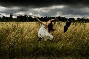 sonhar com vento forte