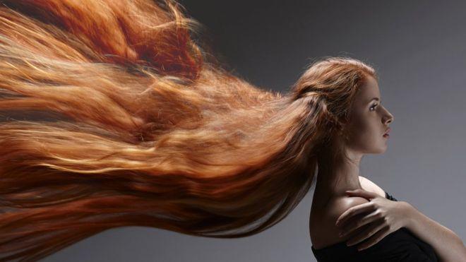 sonahr com cabelo grande significado