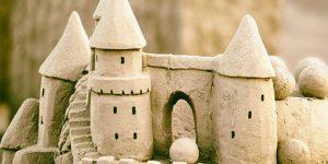 sonhar-com-castelo-de-areia