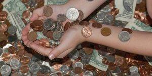 sonhar com moeda significado