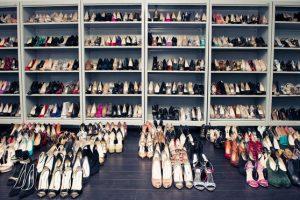 sonhar com sapatos