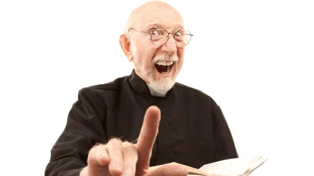 Sonhar com padre: o que isso significa?