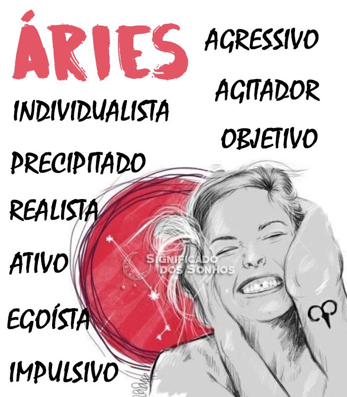 Signo de Áries - Características, Personalidade, Defeitos, Amor e Muito Mais