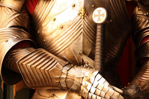 Sonhar com armadura: o que isso quer dizer?