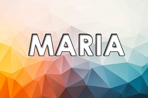 Significado do nome Maria - Origem, História e Personalidade