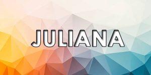 significado de juliana