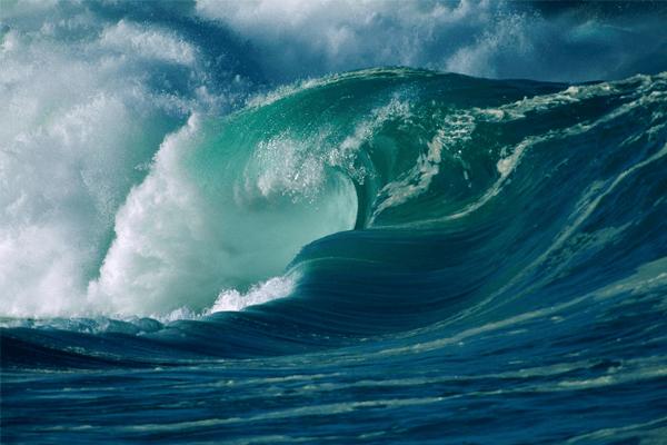Sonhar com ondas do mar: veja o que significa aqui!