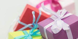 Sonhar com presentes