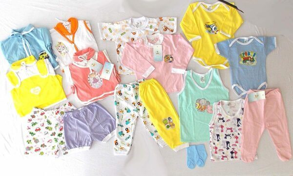 Sonhar com roupa de bebê