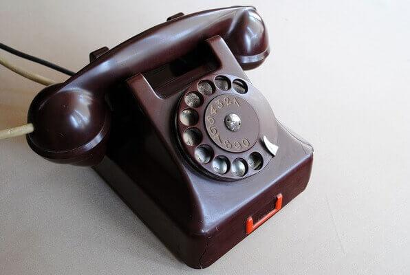 Sonhar com telefones