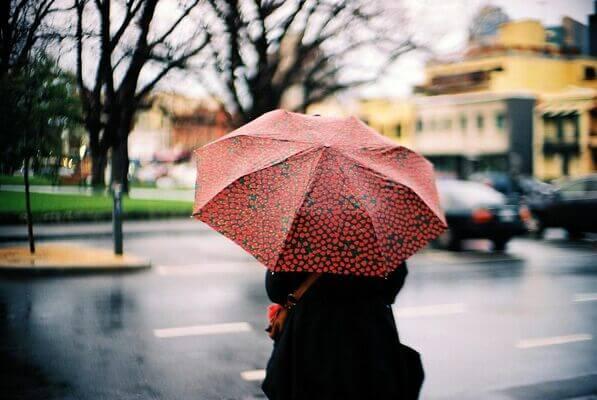 Sonhar com guarda-chuva