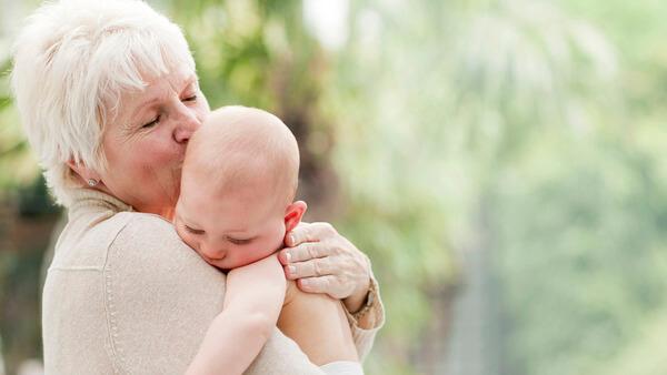 Sonhar com avó