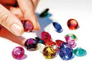 Sonhar com pedras preciosas
