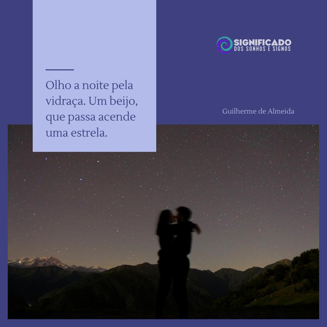 Mensagem romântica