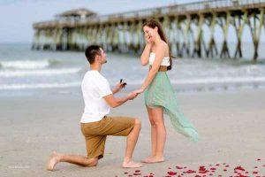 Sonhar com pedidos de casamento