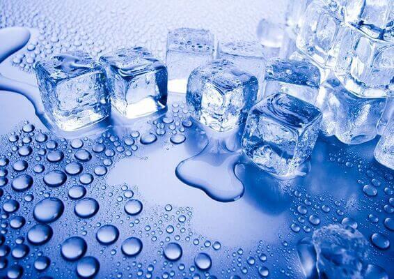 Sonhar com gelo