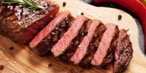 Sonhar com carne vermelha