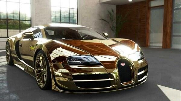 Sonhar com carros de luxo