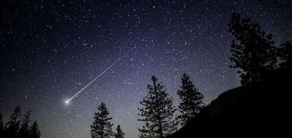 Sonhar com estrela cadente