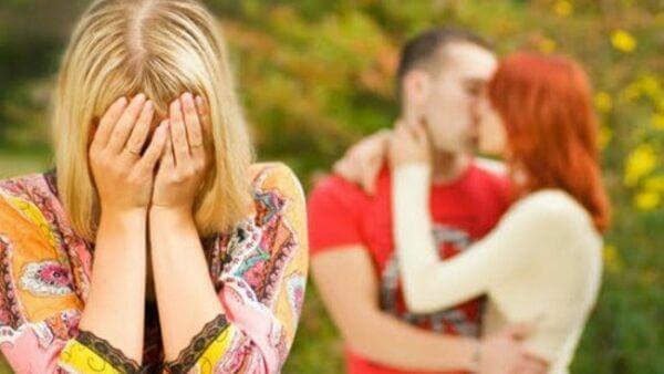 Sonhar com ex namorado com outra