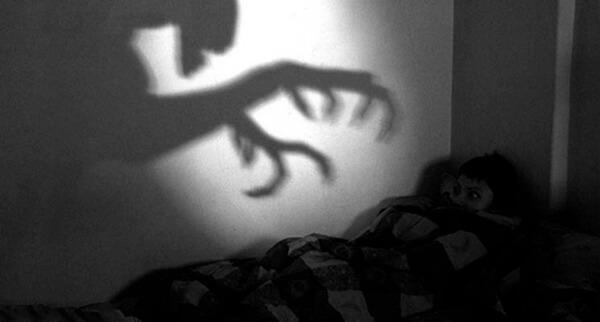 Sonhar com assombração