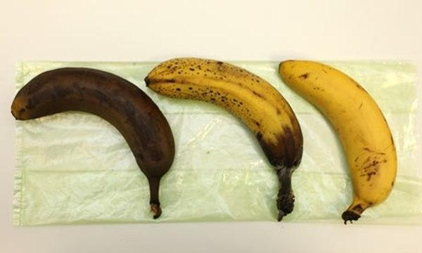 Sonhar com banana madura