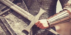 Sonhar com espada