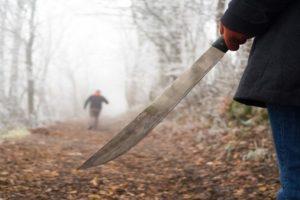 Sonhar com facão