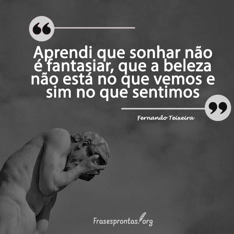 Frase Fernando Teixeira