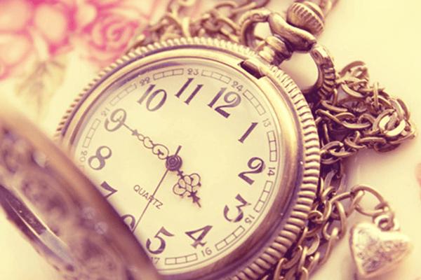Sonhar com horas