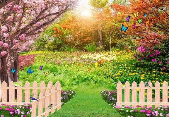 Sonhar com jardim