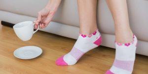 Sonhar com meias