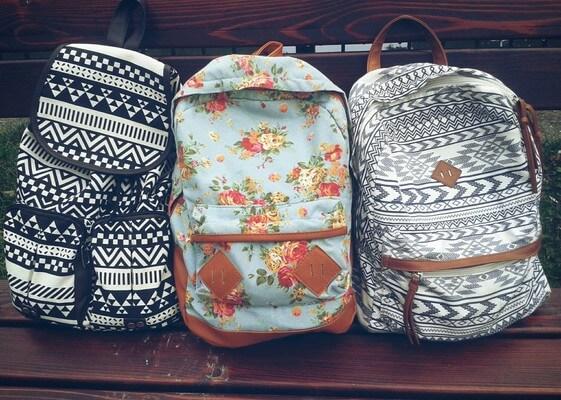 Sonhar com mochila