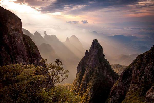 Sonhar com montanhas