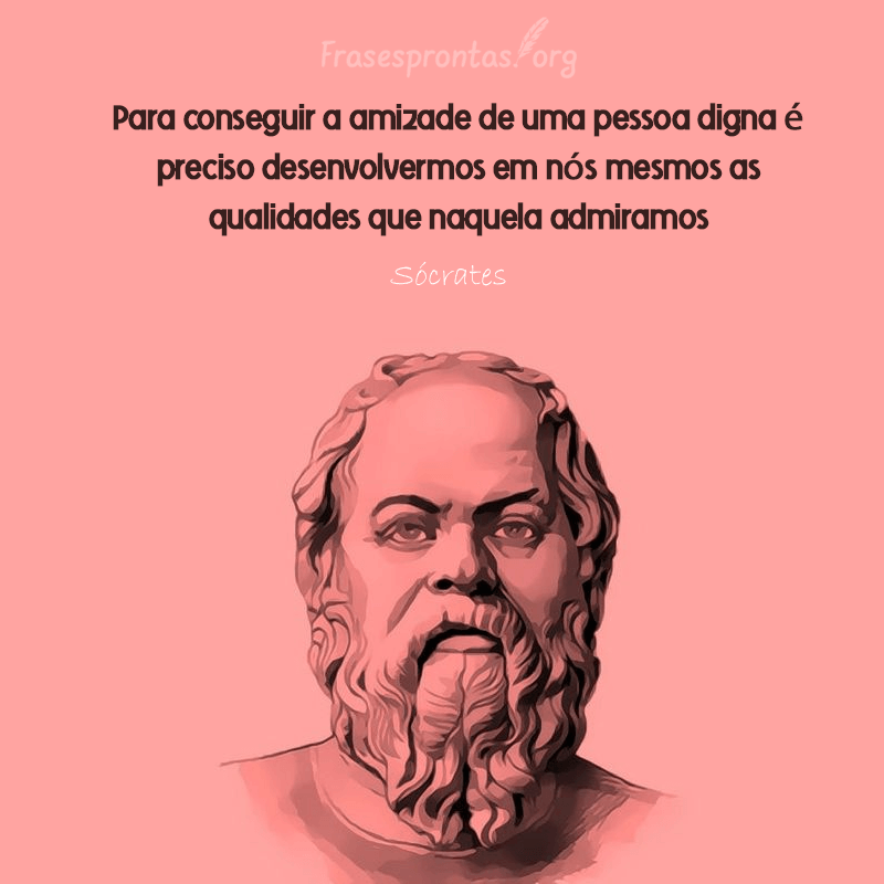 Frase Sócrates