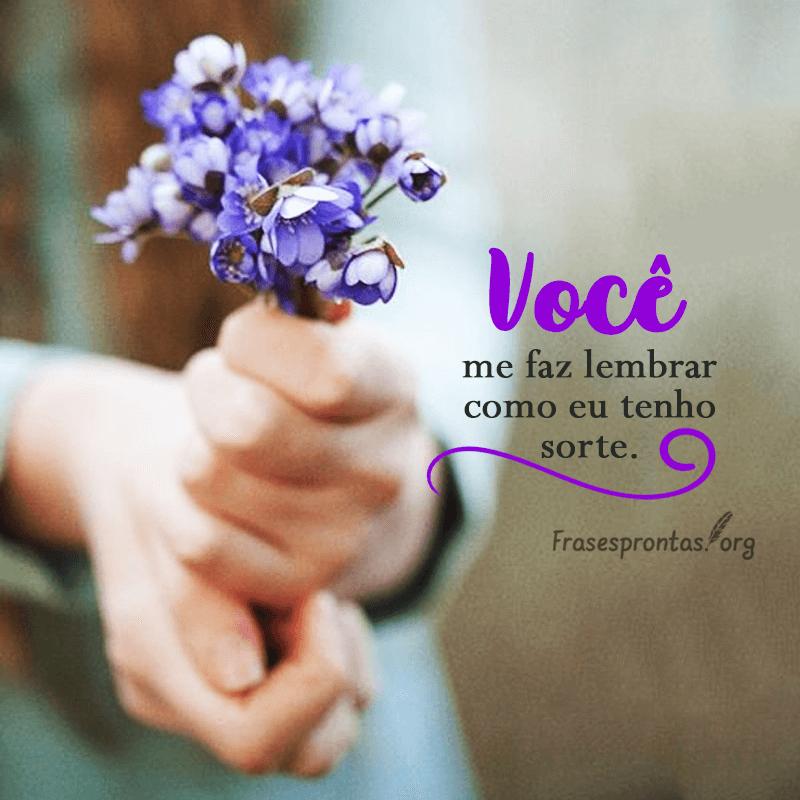 Frases carinhosas